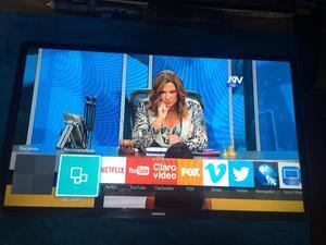 CON DETALLE Smart Tv Wifi Samsung de 32 Pulgadas