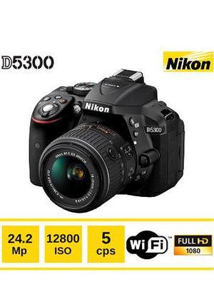 Nikon D Nueva, Dos Lentes Más Combo De Accesorios