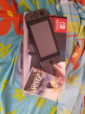 Nintendo Switch, Zelda, Bomberman