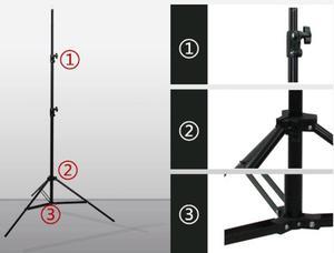 Parante Light Stand Para Accesorios De Foto O Video