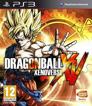 dragon ball xenoverse y dragon ball battle of z