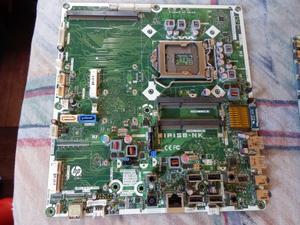 placas hp all in one 23 para repuestos intel 2da generacion