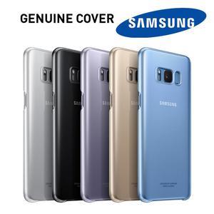 Case Oficial Clear cover Samsung S8 Y S8 en stock!!