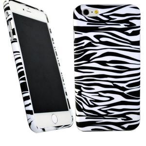 Case Protector Animal Print Zebra Para Iphone 6 Plus