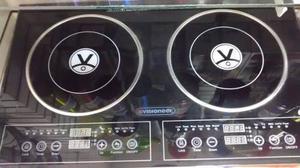 Cocina De Induccion Tactil De Dos Hornillas !!!!!