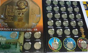 Colección Riqueza y Orgullo del Perú, Recursos Naturales y