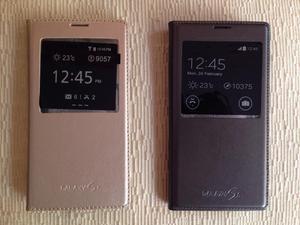 Funda Flick Cover Smart Chip Samsung Galaxy s5