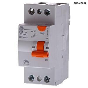 Llave de fuerza 100 amp posot class for Diferencial general electric