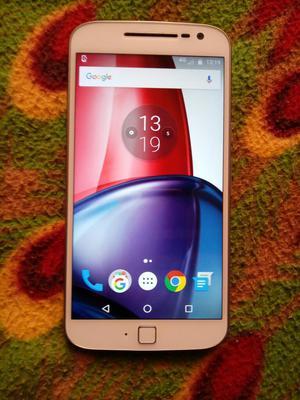 Motorola Moto G4 Plus Huella Digital IMEI Original Libre