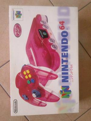 Nintendo N64 Coleccion Nuevo