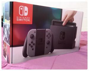Nintendo Switch Gris En Stock
