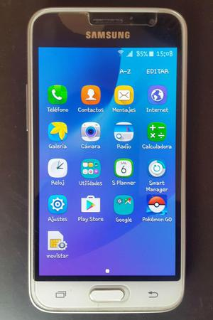 Samsung Galaxy J libre para cualquier operador, usado