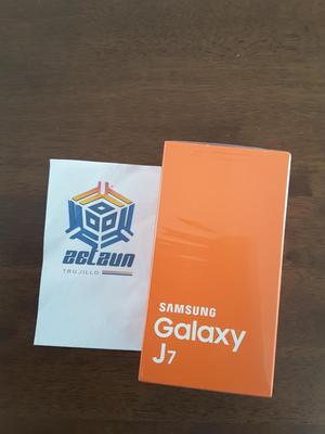 Samsung Galaxy J7, Caja Sellada