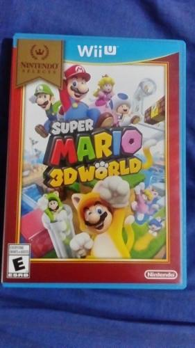 Super Mario 3d World Nintendo Wii U