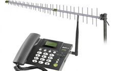 Telefono Rural con Antena Yagui de 15 dbi de ganacia