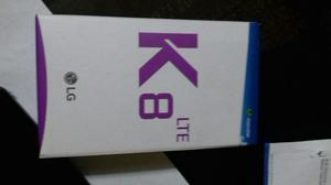 Vendo Celular Lg K8 Lte 4g Libre Nuevo