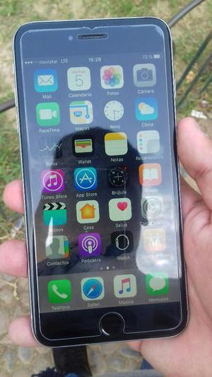Vendo iPhone 6 Plus Entel,movistar