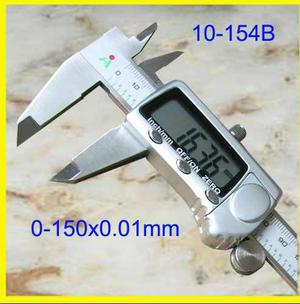 Vernier Calibrador Digital Pinzas Acero Inoxidable