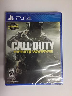 Call Of Duty Infinite W   Modern W Ps4