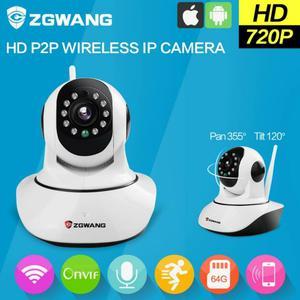 Camara Ip 720p Micro Sd Vigilancia Ir