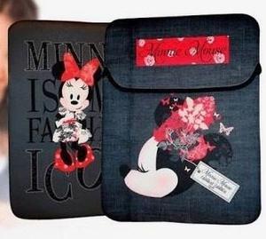 Funda Reversible Laptop Minnie Mouse Disney Edición
