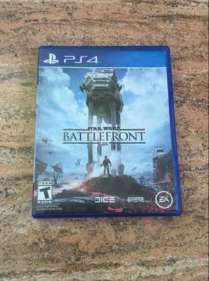 Juego De Ps4 Star Wars Battlefront Casi Nuevo