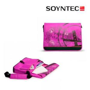 Maletin Soyntec P/notebook Traveller  Purple