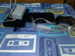 Nintendo Wii U + Pro Controller + Usb De 128gb Con 15 Juegos