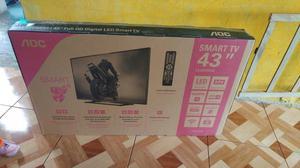 Smart Tv Aoc de 43 Fhd
