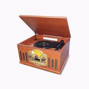 Tornamesa, Tocadiscos, Mp3, Radio, Vintage Coolbox