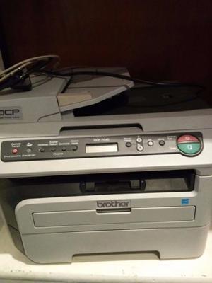 Vendo Impresora Multifuncional Brother Dcp  Ok