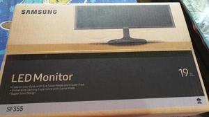 monitor led 19 pulgadas samsung nuevo