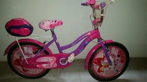 Bicicleta de niña aro 14