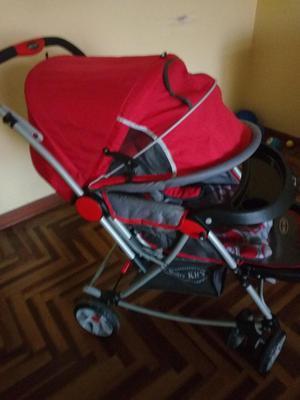 COCHE BABY KITS SIN USO OFERTA 300 SOLES EN TIENDA EN OFERTA