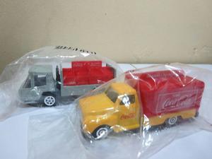 Carros De Coleccion Coca Cola 15 Soles C/u