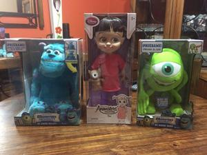 Muñecas Animators disney