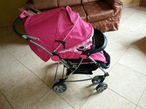 Coche Cuna Mecedora Marca Baby Kits