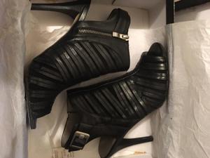 Lindos Zapatos de Cuero Tacos OFERTA