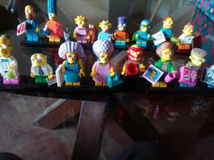 The Simpson Lego Serie 2 Completa