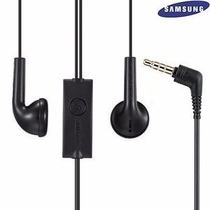Audifonos Handsfree Originales Samsung 3.5 Bass Negro/blanco