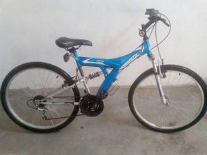 Bicicleta Montañera Monarette Dakota Jumbo Doble Suspension