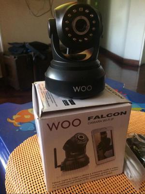 Camara de Vigilancia Woo Falcon Wifi Ip