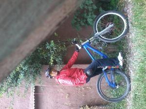 DH bike bicicleta