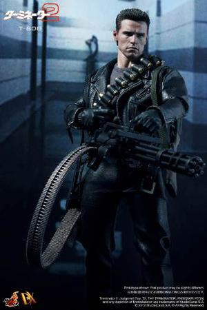 Hot Toys Terminator 2 Judgment Day T800 Edicion Limitada