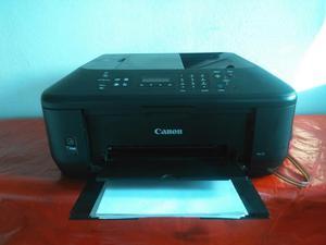 Impresora Multifuncional con sistema de tinta continua.
