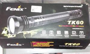 Linterna Fenix Profesional Tk60