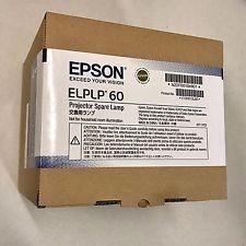 Lámpara Original Epson Elplp60 Con Caja Sellada