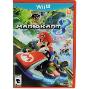 Mario Kart 8 Deluxe Wii U