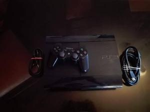 Play Station 3 Ps3 Super Slim Como Nuevo