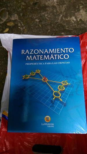 Razonamiento Matematico Lumbreras Bond
